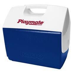Igloo  Playmate  Cooler  16 qt. Blue