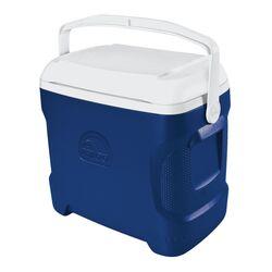 Igloo  Contour  Cooler  30 qt. Blue