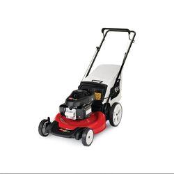 Toro  21 in. 160 cc Gas  Manual-Push  Lawn Mower  Bare Tool