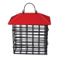 Stokes Select  4 lb. Wire  Double Suet Basket  1 ports