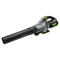 EGO  Power Plus  180 miles per hour  650 cubic feet per minute  56 volt Battery  Handheld  Leaf Blow