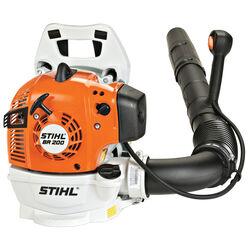 STIHL  BR 200  150 miles per hour  400  Gas  Backpack  Leaf Blower