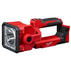 Milwaukee  M18  1250 lumens Red  LED  Search Light