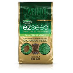 Scotts  EZ Seed Patch & Repair  Tall Fescue  Sun/Shade  Seed, Mulch & Fertilizer  10 lb.