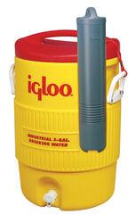 Igloo  Water Cooler  5 gal. Red/Yellow