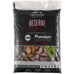Traeger  Reserve  Blend  Wood Pellet Fuel  20 lb.