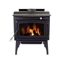 Pleasant Hearth  63000 BTU 1800 sq. ft. Wood Stove