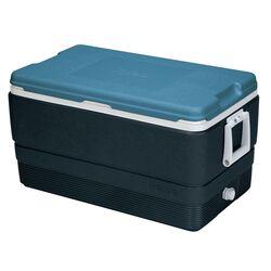 Igloo  MaxCold  Cooler  70 qt. Blue