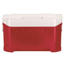 Igloo  Latitude  Cooler  50 qt. Red