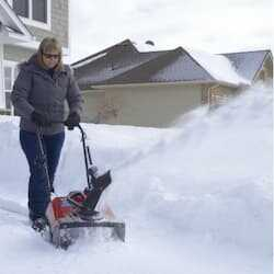 Snow Removal and Equipment