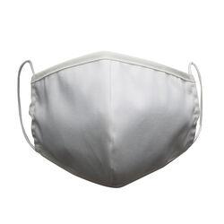 Delta  Cloth  Face Mask  White  3 pk