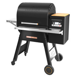 Traeger  Timberline 850  Wood Pellet  Grill  Black