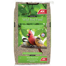 Ace  Premium Wild BIrd  Songbird  Wild Bird Food  Grain Products  20 lb.