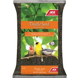 Ace  Thistle Seed  Songbird  Wild Bird Food  Thistle Seed  3 lb.