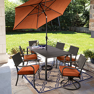 Save up to 50% Off Select Patio Furniture