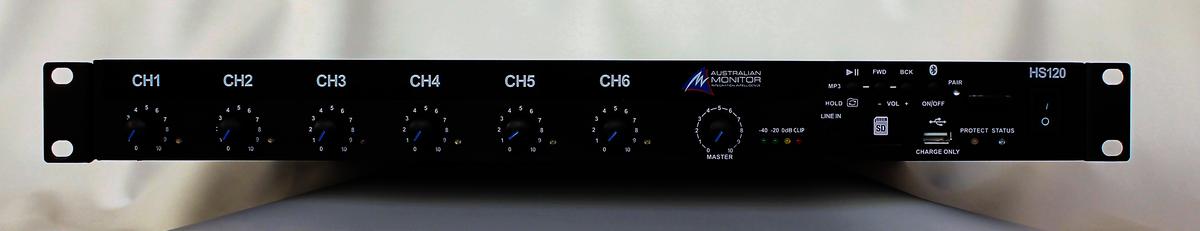 Mixer Amplifiers - Hills Australia