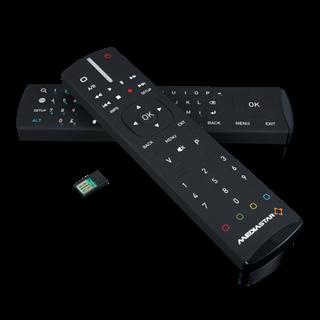 MediaStar IR & Wireless Remote Control Unit | 710-IR