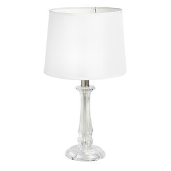 "18"" Plastic Candlestick Table Lamp"