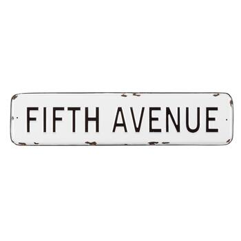 Sgn Fifth Avenue 22x5