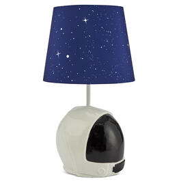 "Boys 17"" Poly Astronaut Lamp view 1"