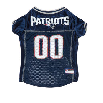 NFL New England Patriots Pet Jersey