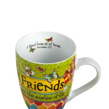"""Friends"" Mug and Notepad Gift Set, 2-Piece view 2"