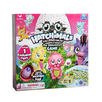 Hatchimals Eggventure Game view 1