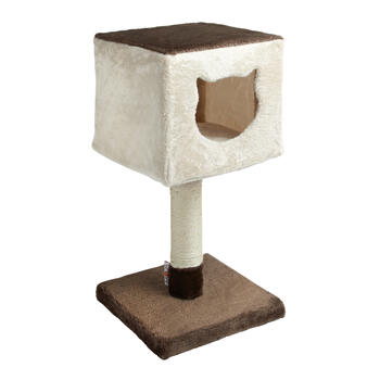 ASPCA® Scratching Post Cat Tower view 1