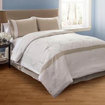 Chris Madden® Olivia Comforter Set, 4-Piece