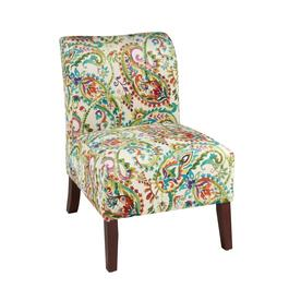 Julie Paisley Upholstered Accent Chair