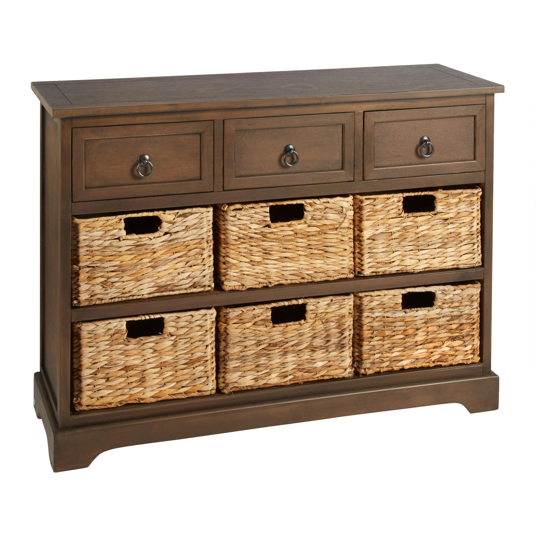 Hannah Brown Apothecary Storage Cabinet