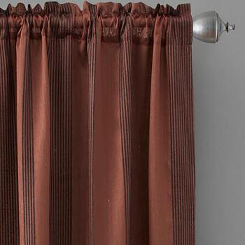 "Thermal Shield™ 84"" Toronto Window Curtains, Set of 2"