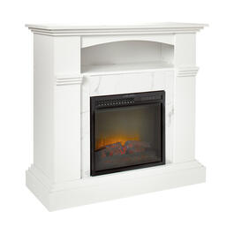 "FIREPLACE 40"" WH-4PWS view 1"