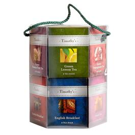 Timothy's™ 96-Count Flavored Tea Gift Set