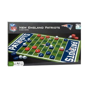 NFL New England Patriots Checkers Game