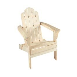 Wooden Folding Adirondack Chair
