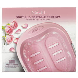 Mahli Soothing Portable Foot Spa with Massage Nodes view 1