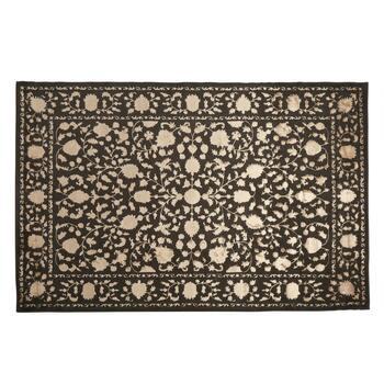 Mohawk Home Gray Elizabeth Area Rug