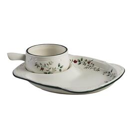 2-Piece Winterberry Luncheon Set