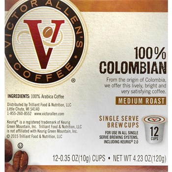 Victor Allen's® 100% Columbian Coffee Pods, 6 Boxes view 2