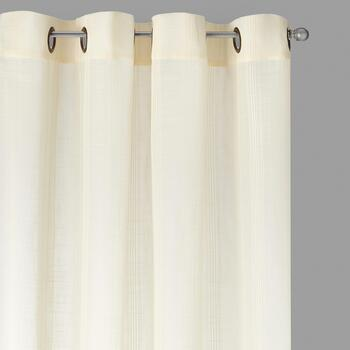 "84"" Marlow Grommet Window Curtains, Set of 2"