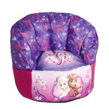 Pleasing Disney Frozen Bean Bag Chair Inzonedesignstudio Interior Chair Design Inzonedesignstudiocom