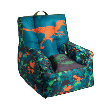 Jurassic World Dinosaur Children's Bean Bag Chair view 1