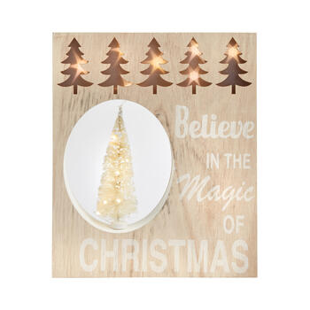 "10""x12"" ""the Magic of Christmas"" Wall Decor view 1"