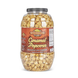 Stone Hedge Farms 32 Ounce Caramel Popcorn view 1