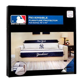 MLB New York Yankees Reversible Sofa Cover - Christmas ...
