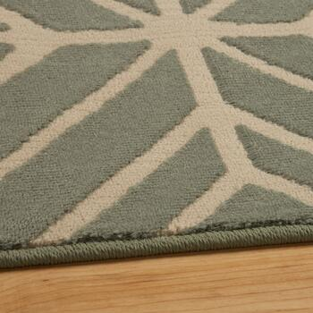 5'x8' Mohawk Home Gray Nicholas Area Rug view 2