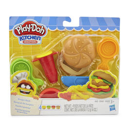 Play-Doh® Kitchen Creations Burger Bash view 1