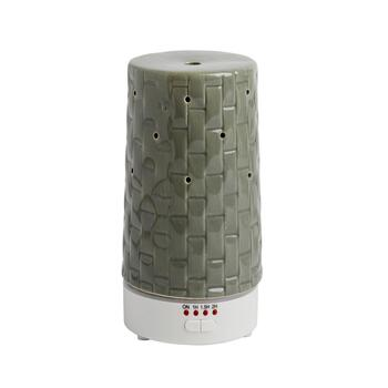 Brick Geometric Essential Oil Diffuser with LEDs