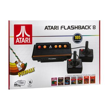 Atari® Flashback® 8 Classic Video Game Console view 2